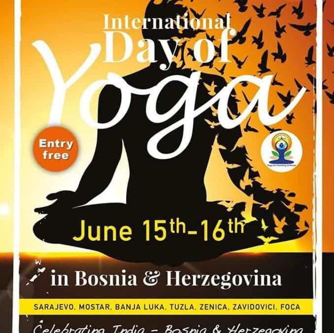 V. Internacionalni dan joge u Sarajevu 15.06.2019.