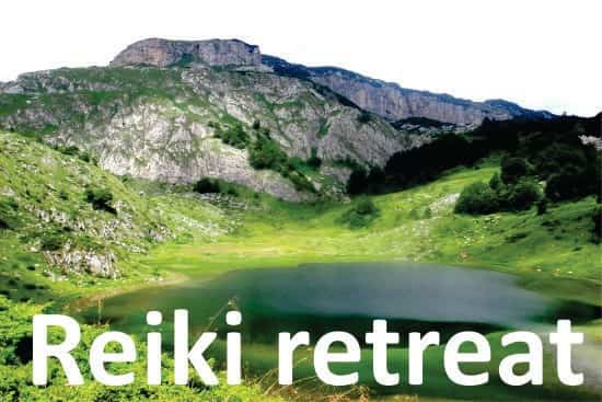Reiki retreat Treskavica, 13.09.19.